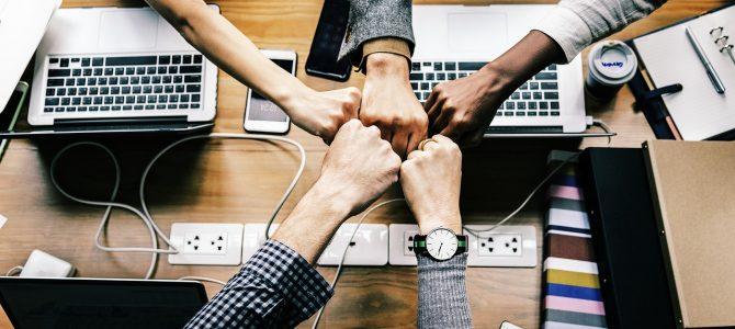 Udnyt teknologi og skab sammenhold